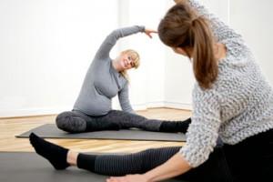 pilates kobenhavn gravid træning